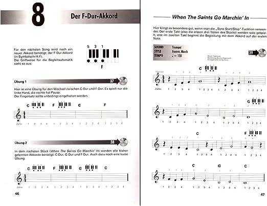 Keyboard Starter banda 1 – Jeromy bessler – kompetent y fundiert: El Curso de Teclado para el Incluso Clases y para música Escuelas con CD y Bunter herzförmiger Ordenador Pinza: Amazon.es: Instrumentos musicales