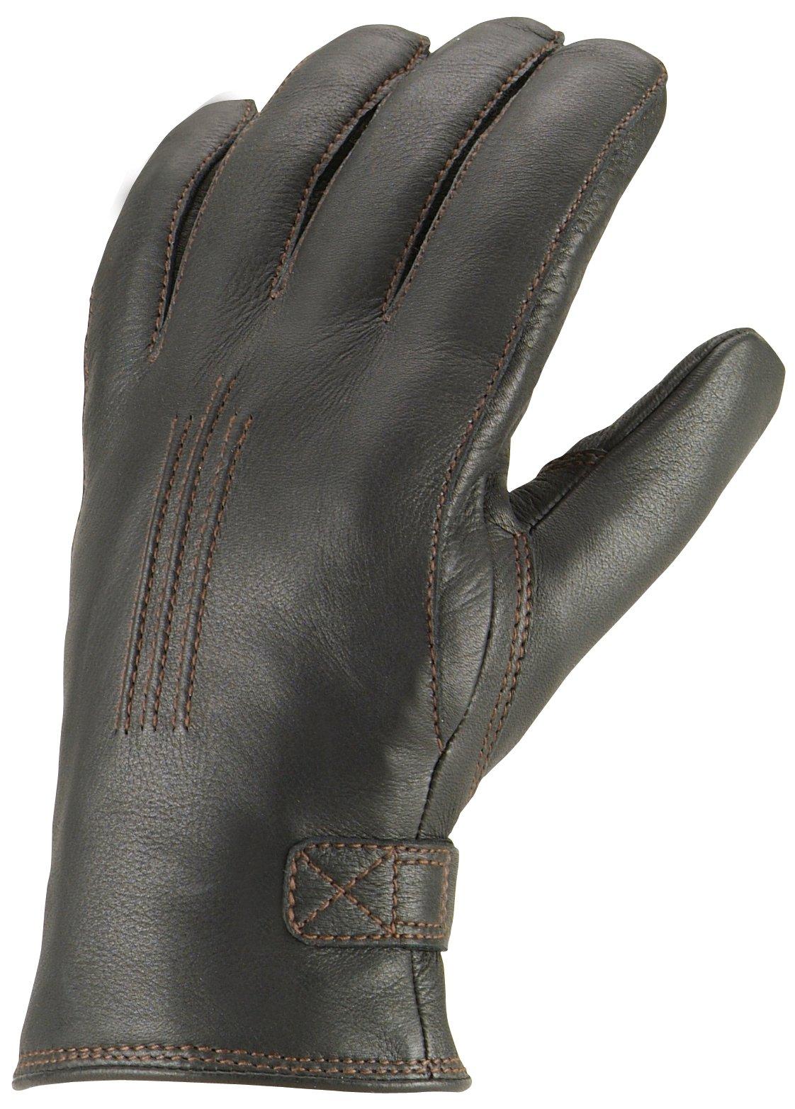 Hestra Men's Deerskin Lambsfur Lined Leather Gloves by Hestra