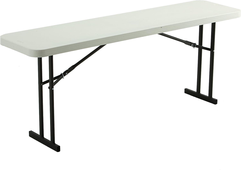 - Amazon.com: LIFETIME 80176 Folding Conference Training Table, 6