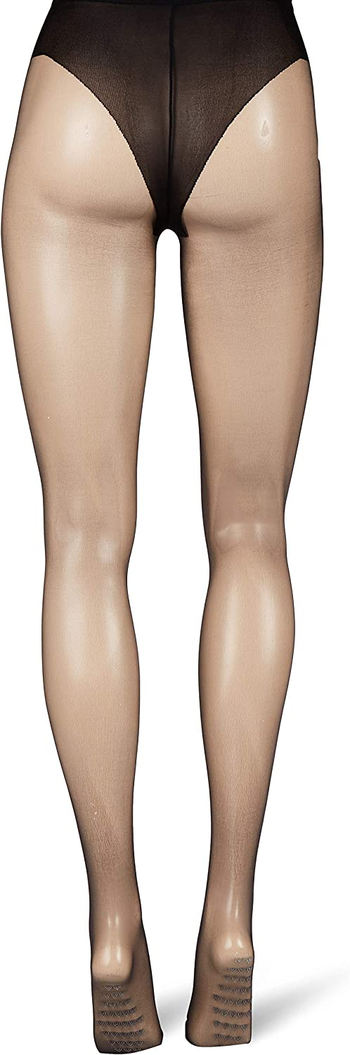 Hue womens Sheer Tights With Grippers Tights