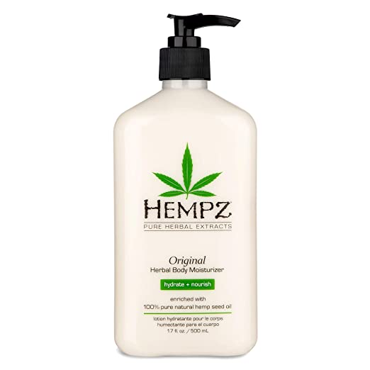 Hempz Body Lotion Without Alcohol