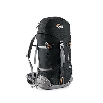 Mochila de trekking Lowe Alpine Mountain Attack 45:55 negro 2014: Amazon.es: Deportes y aire libre