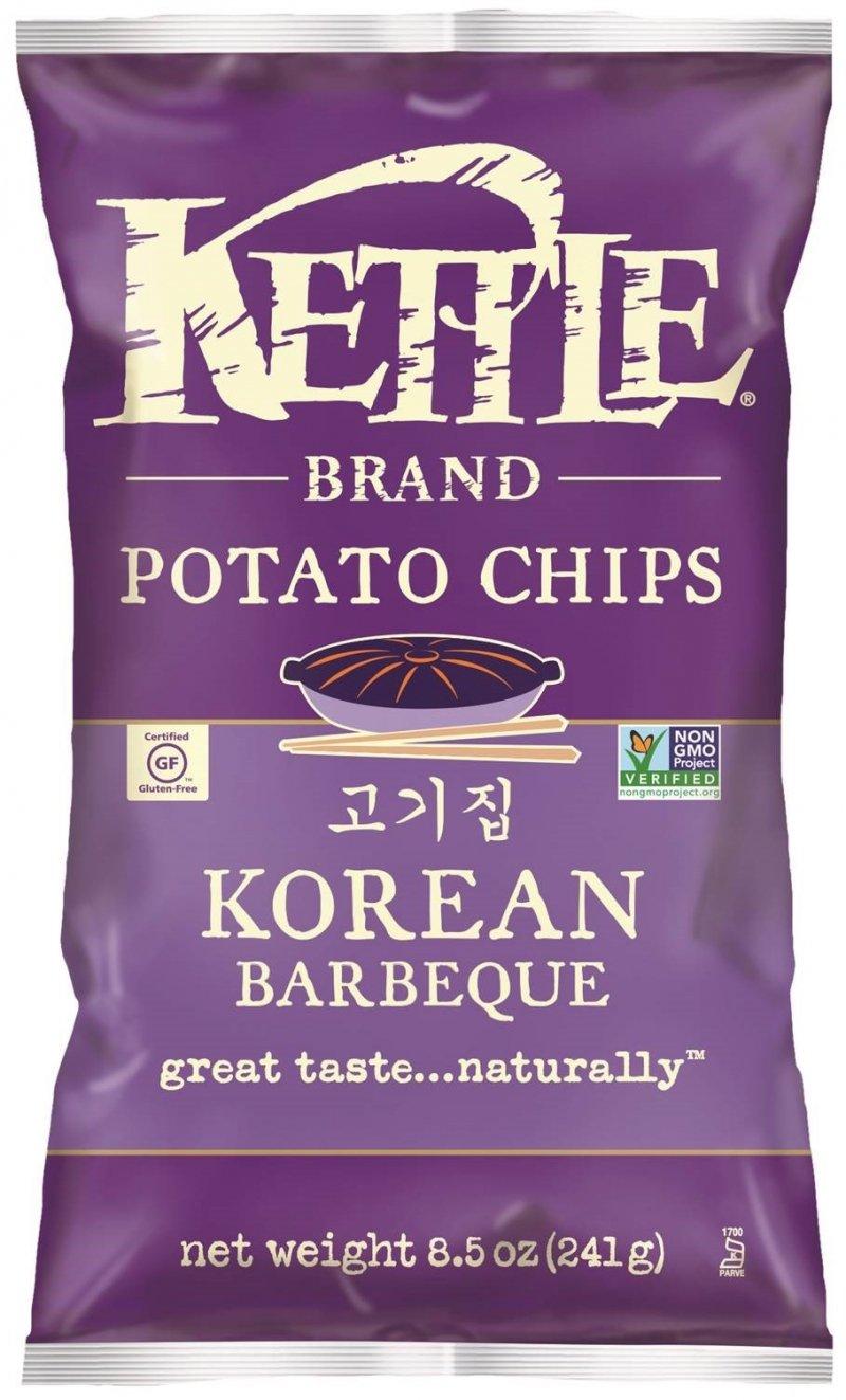 Kettle Chips 12 Flavor Variety Pack 2 per flavor (1.5oz 24pk)