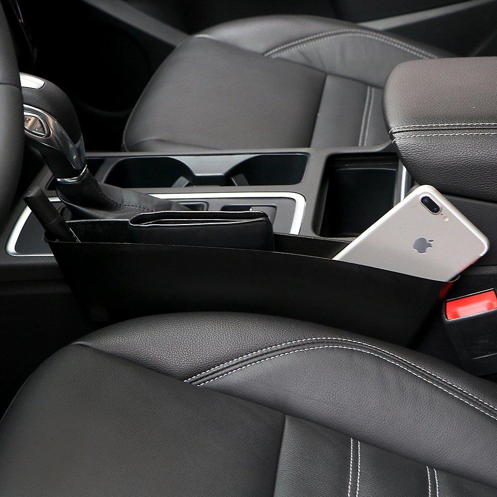Holdream Si/ège auto Gap Organiseur Bo/îte de rangement de poche pour voiture