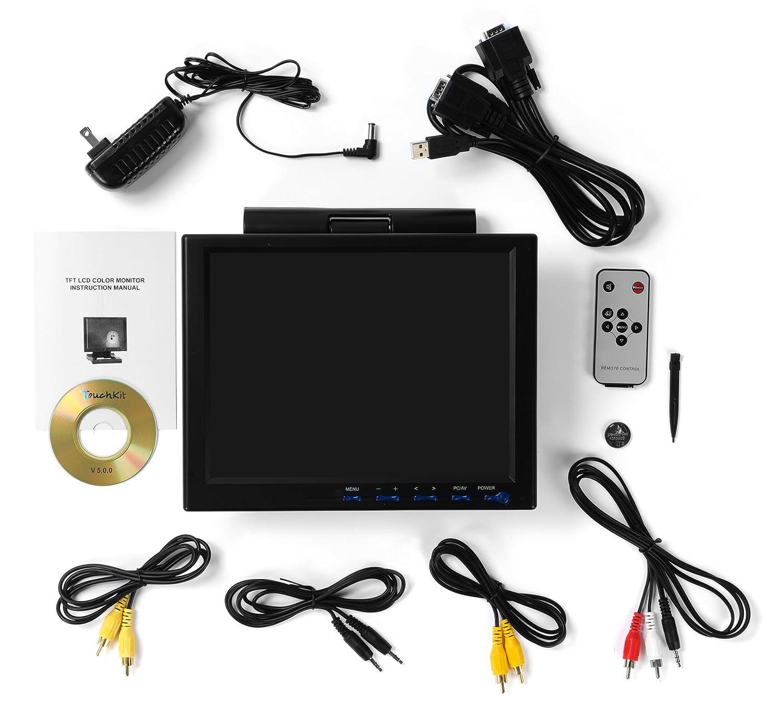 "Lilliput FA1042-NP//C 10.4/"" 4:3 Desktop//Wallmount LCD VGA Monitor"