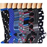 Compression Sock for Women & Men 20-30mmHg - Best