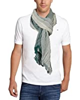 JenniWears Mens Winter Warm Fashion Long Linen Crinkle Scarf, gift for men