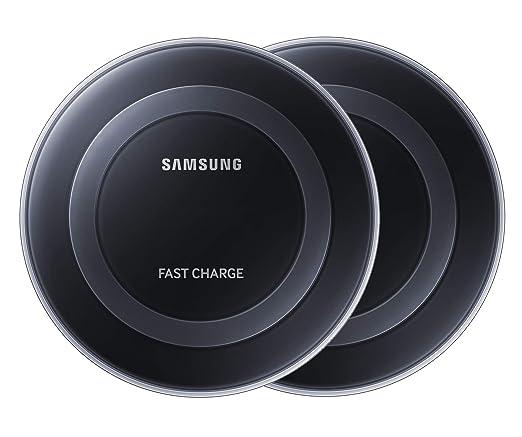 Amazon.com: Samsung Qi - Cargador inalámbrico certificado de ...