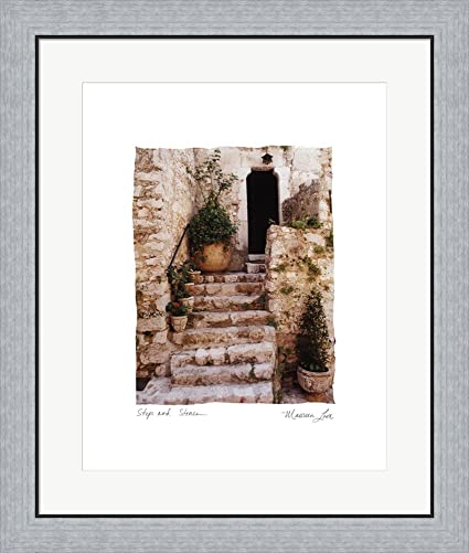 Amazon.com: Steps \'n Stones by Maureen Love Framed Art Print Wall ...