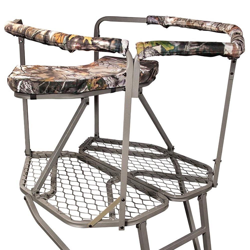 Summit Outlook 1-Man Multi-Directional Ladder Stand Treestand 82083 by Summit Treestands (Image #2)