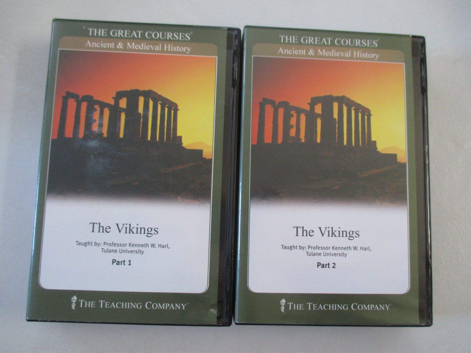 The Vikings: Kenneth W. Harl: 9781598030693: Amazon.com: Books