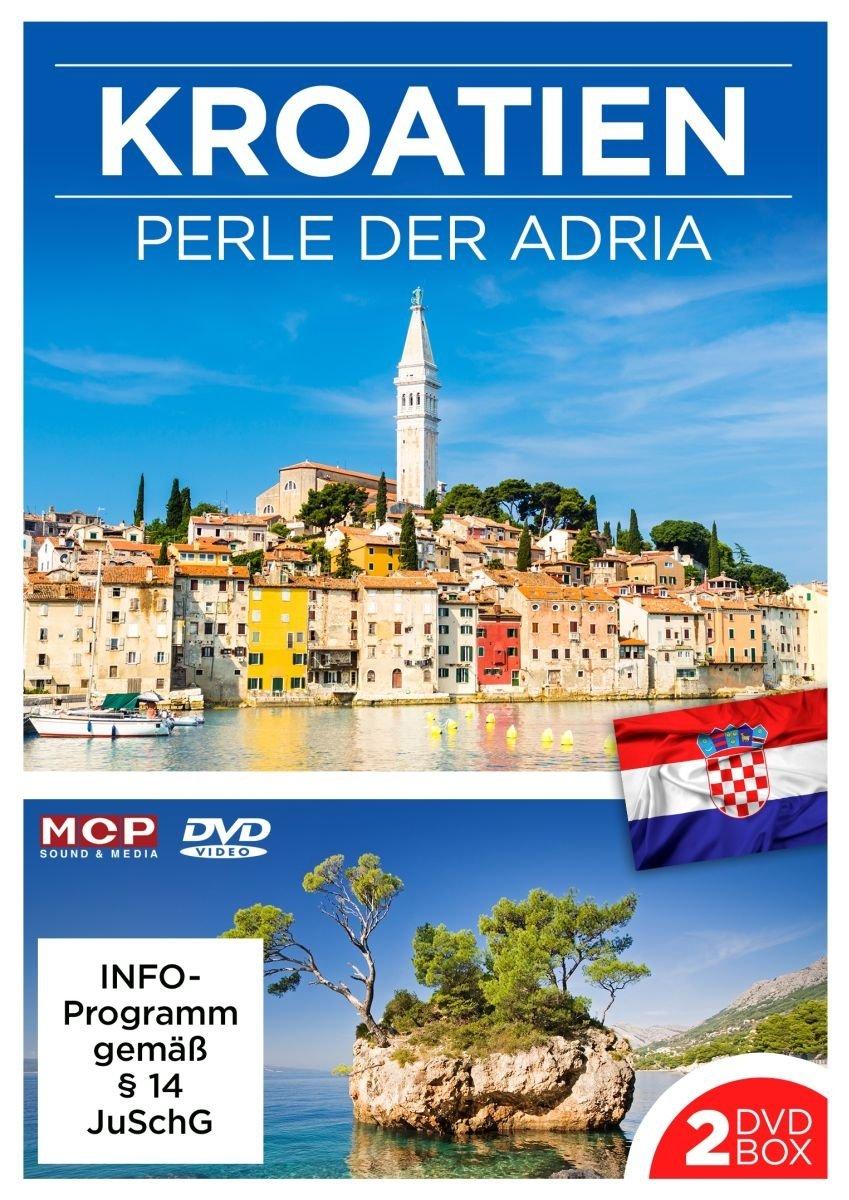 Kroatien - Perle der Adria - 2 DVDs mit je 45 Min. DVD 1: Von ...