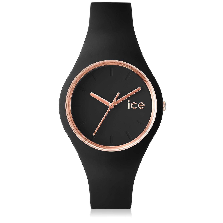 ice watch damen armbanduhr 1615 analog quarz kautschuk. Black Bedroom Furniture Sets. Home Design Ideas