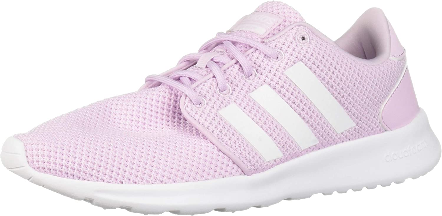 exclusive range best loved the cheapest Amazon.com | adidas Women's Cloudfoam Qt Racer Shoes | Road Running