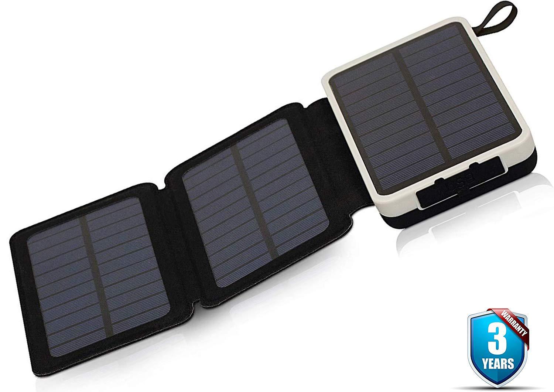 Cargador Solar Portatil con Bateria de 10000mah MAGINON