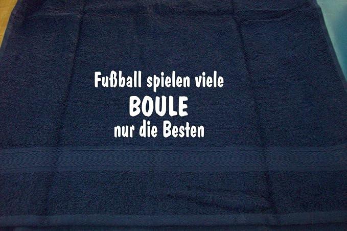 Judo Handtuch Sport ShirtShop-Saar Fu/ßball Spielen viele