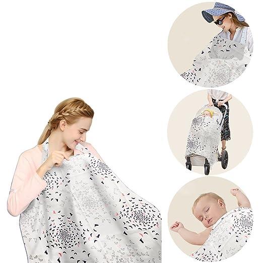 b/är Healifty baby stilldecke stillponcho f/ür baby autositz baldachin warenkorb abdeckung kinderwagen abdeckung baby dusche geschenk