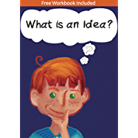 What Is An Idea - a children's poetry book that takes them on a journey of self-discovery, instilling self-belief and self-esteem in every child