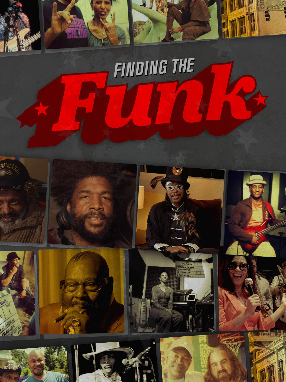 Finding The Funk on Amazon Prime Video UK