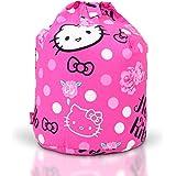 Hello Kitty Sommerwind Pink Cotton Bean Bag