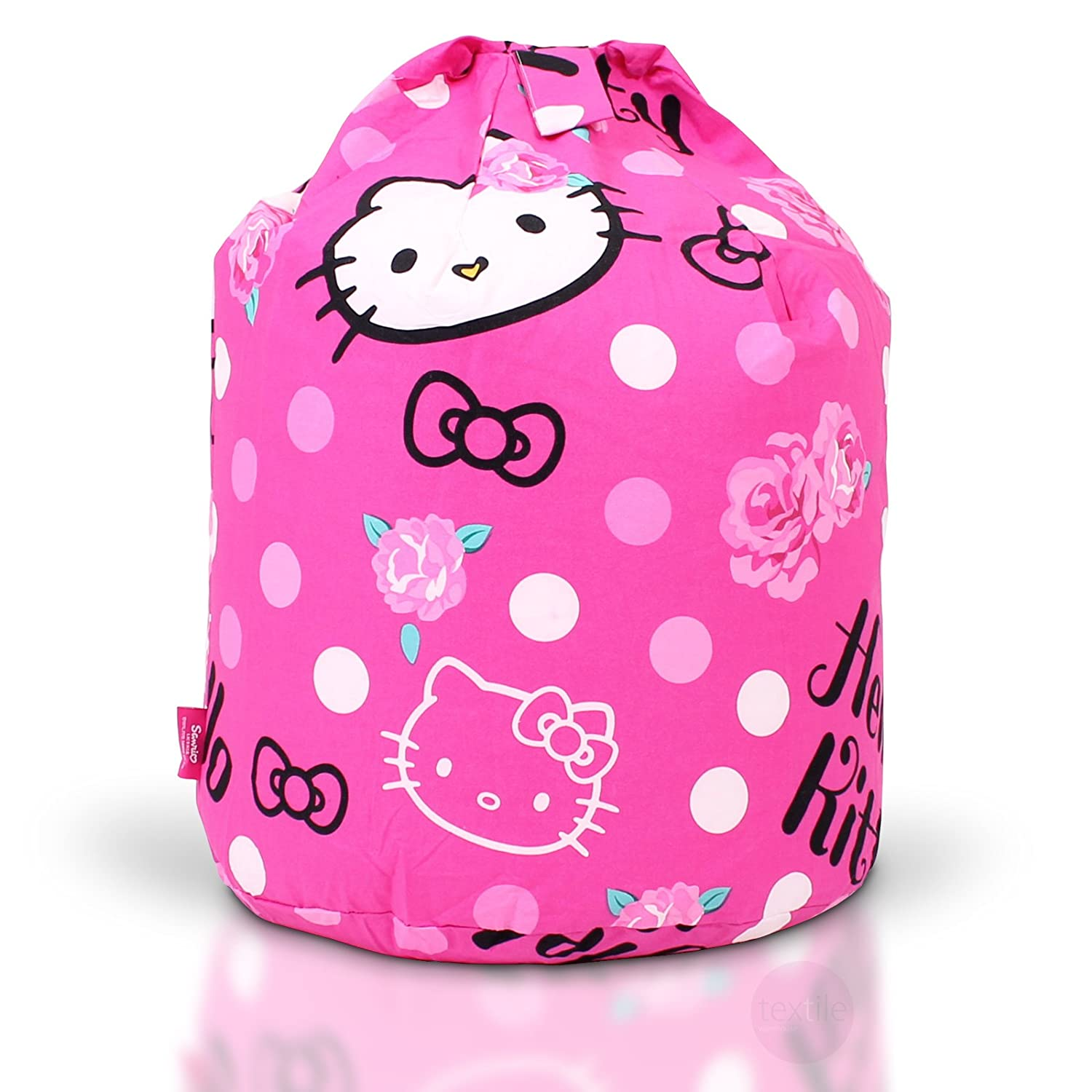 Hello Kitty Sommerwind Pink Cotton Bean Bag Character World