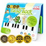 BEST LEARNING My First Piano Book - Educational Musical Toy for Toddlers Kids Ages 3 Years and up - Ideal Gift for Boys and G