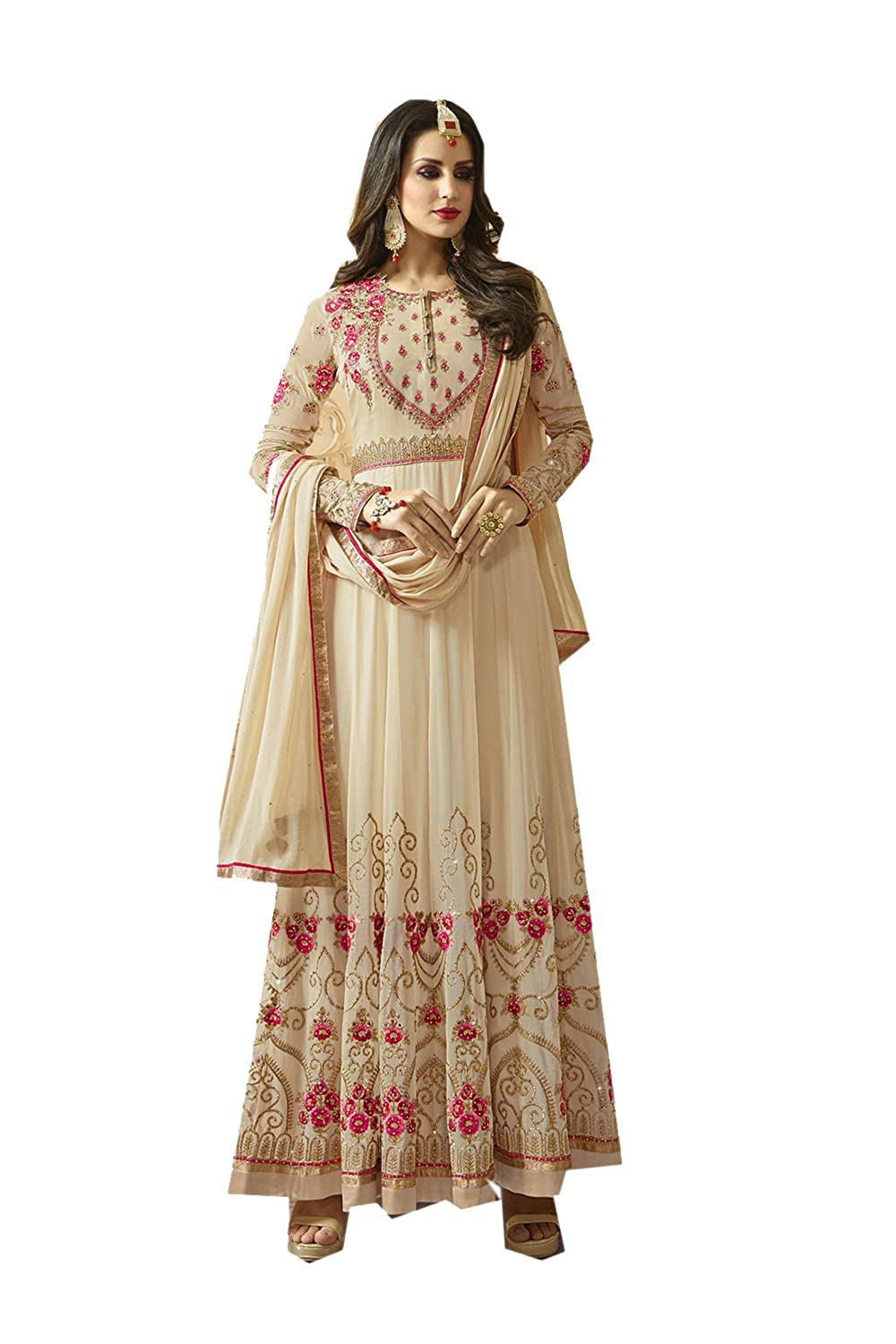 Designer Partywear Indian Facioun Women Ethnic Traditonal Da Off 435ALRjq