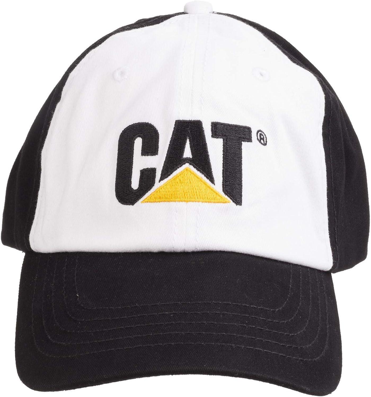 Caterpillar Mens & Womens Logo Twill Cap: Amazon.es: Deportes y ...