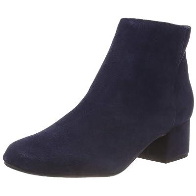 Kenneth Cole New York Women's Rylan Block Heel Ankle Bootie Boot | Ankle & Bootie