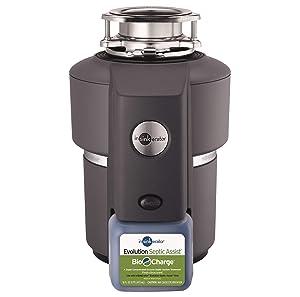 InSinkErator Evolution Septic Assist 3/4 HP Household Garbage Disposal