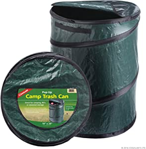 Pop-Up Camp Trash Can