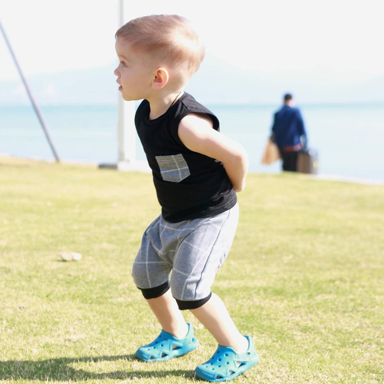 6-12 Months, Camouflage 4 Toddler Baby Boys Short Pants Summer Shorts Infant Bottom with Big Pocket