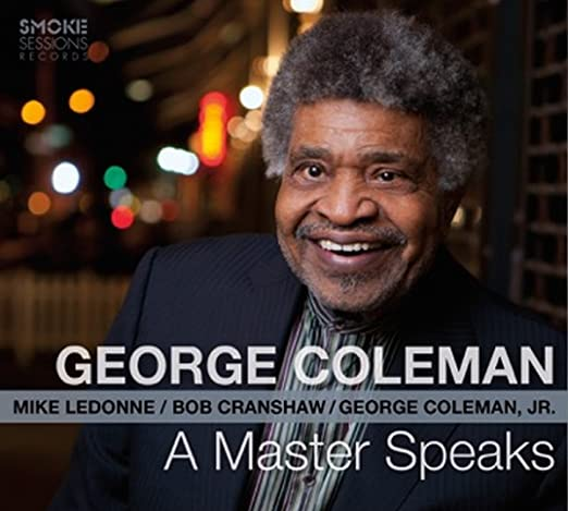 George Coleman - A Master Speaks  cover