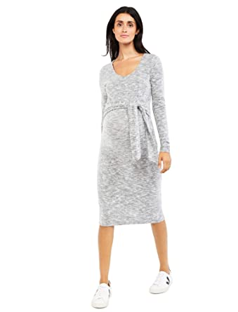 104be62656290 A Pea in the Pod Relaxed Fit Maternity Dress at Amazon Women's Clothing  store: