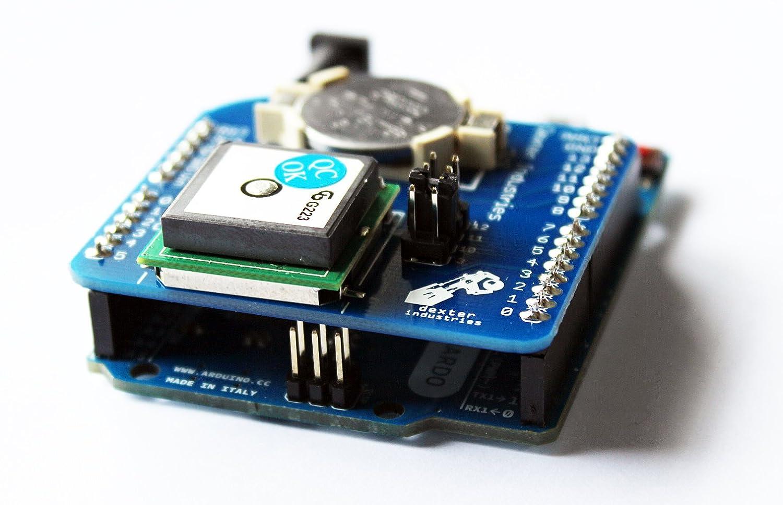 Amazon com: Dexter Industries Arduino GPS Shield: Computers