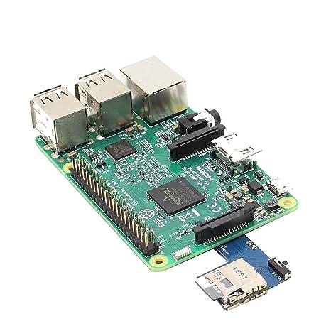 Amazon.com: Raspberry Pi 2 modelo B + sistema dual Dual TF ...