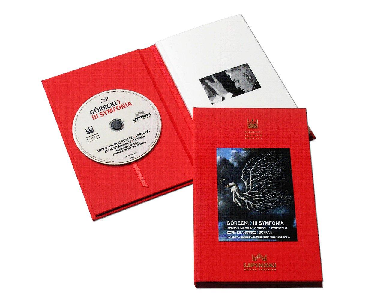 Gorecki Third Symphony [Blu-ray]