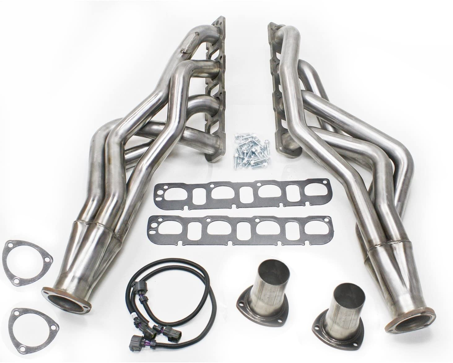 "JBA (6961S) 1-7/8"" Stainless Steel Long Tube Exhaust"