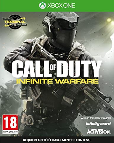 Call Of Duty: Infinite Warfare [Importación Francesa]: Amazon.es ...