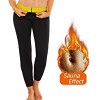 NOVECASA Sauna Lang Vest Dames Shirt/Korte Broek Neopreen Shorts Fitness Korset voor Zweten, Vetverbranding, Afslankende Buik Lichtere Lichaamsvorm
