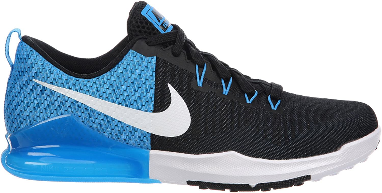 Nike Men's Zoom Train Action Black/Blue
