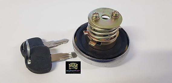 Yuchen Benzintankdeckel Für Sj410 Sj413 Samurai Santana Mit 2 Schlüsseln Auto