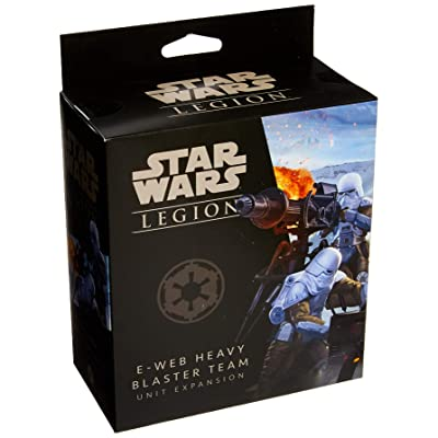 Star Wars: Legion - E-Web Heavy Blaster: Toys & Games