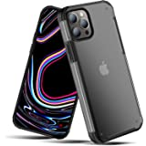 ORIbox Case Compatible with iPhone 12 Pro Max Case, Translucent Matte case with Shatterproof, Scratch Resistant