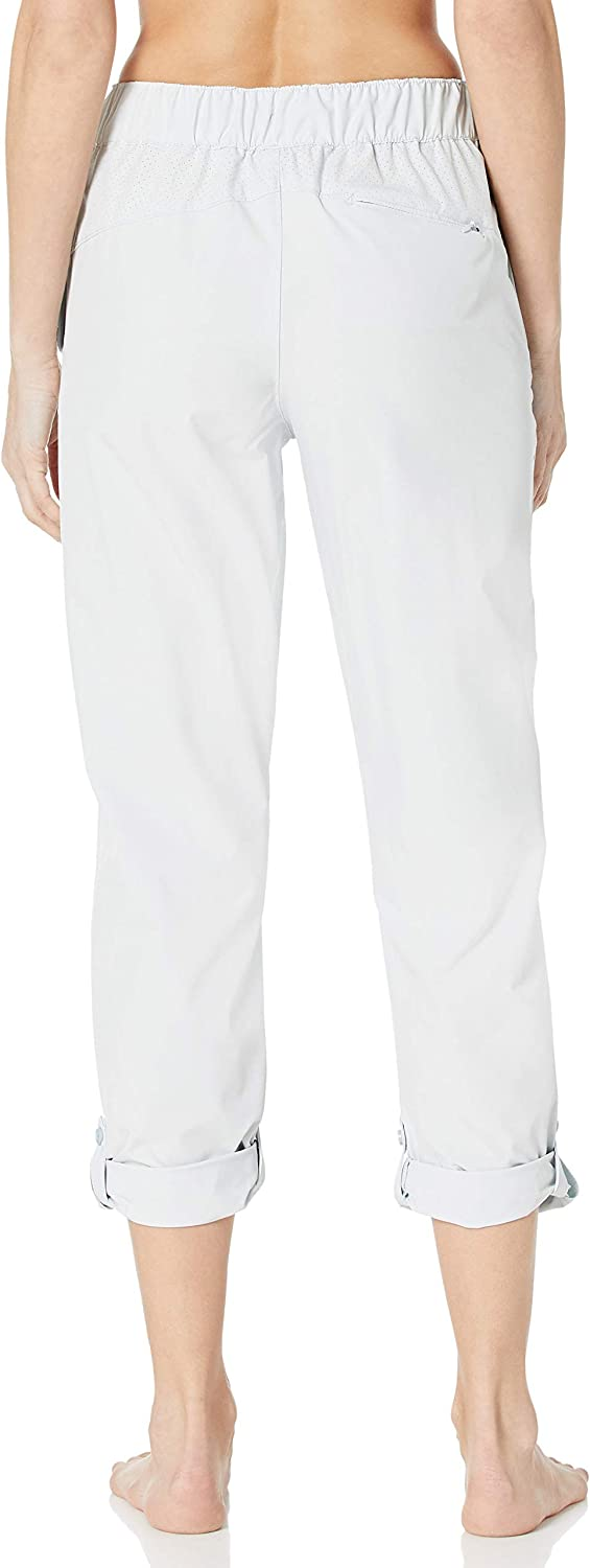 Performance Quick-Drying Short with 30 UPF Sun Protection HUK Womens Journey Pant