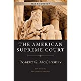The American Supreme Court, Sixth Edition (The Chicago History of American Civilization)