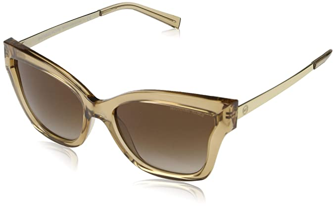 Michael Kors 0MK2072 Gafas de Sol, Light Brown Crystal ...