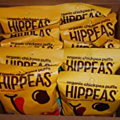 Amazon.com : HIPPEAS Organic Chickpea Puffs + Variety Pack