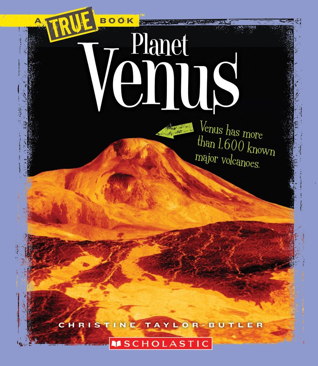 Download Planet Venus (New True Books: Space (Paperback)) pdf