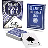 Automatic Magic Deck Trick Marked Cards - Everything Needed for Doing Instant Magic Secretly Knowing Every Card in The…